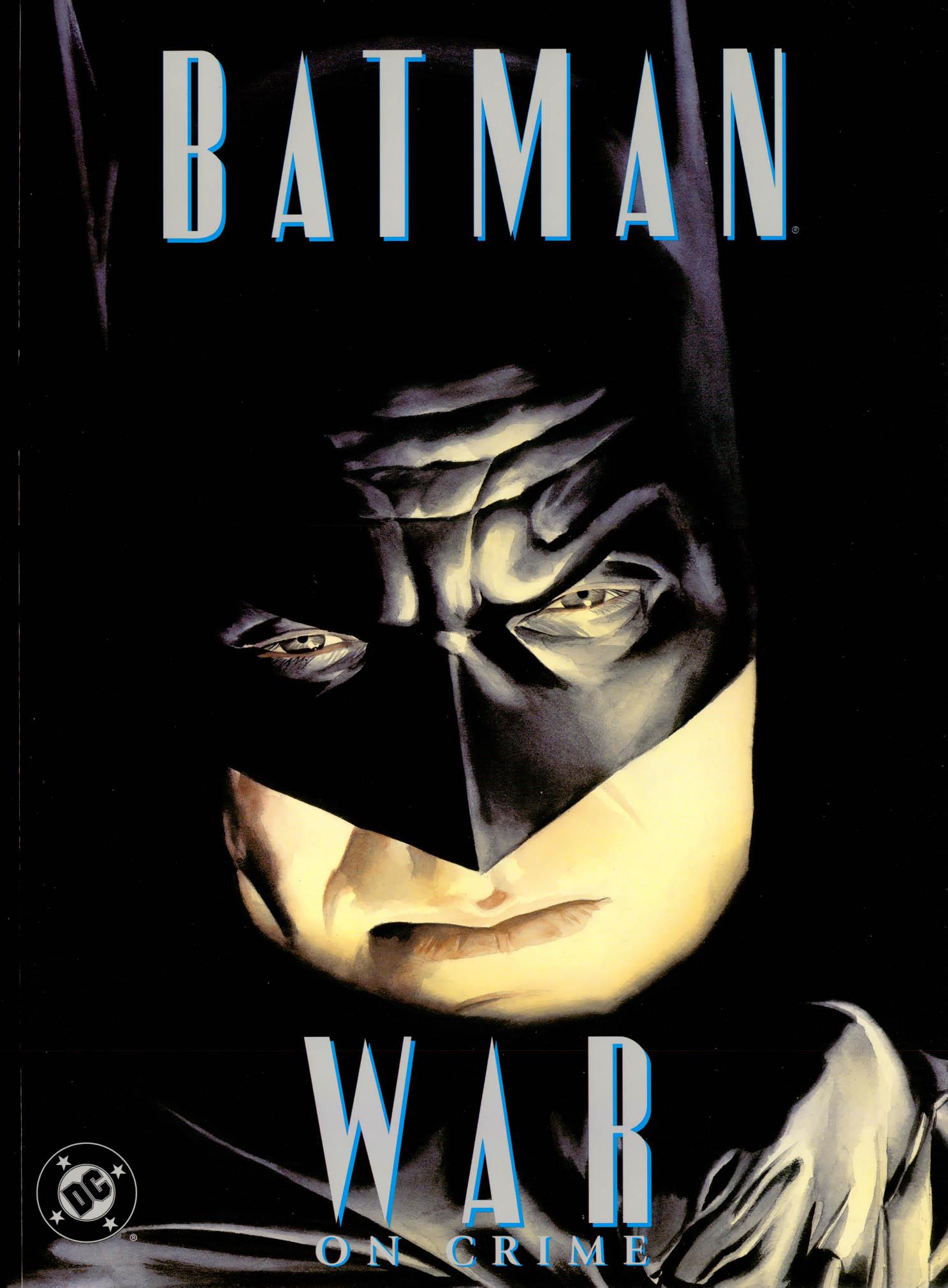 Batman: War on Crime Full Page 1