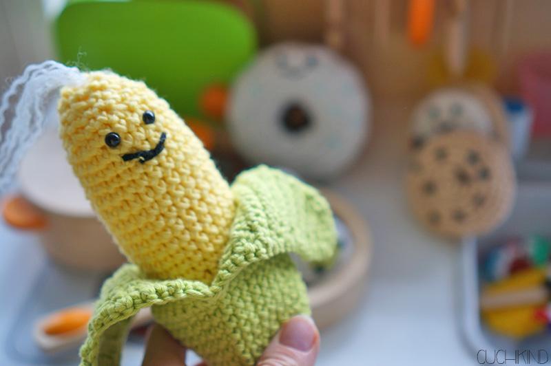 Häkeln Für Die Kinderküche Maiskolben Cuchikind