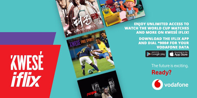 Kwesé And Vodafone Partner To Introduce A New Way To Watch TV In Ghana