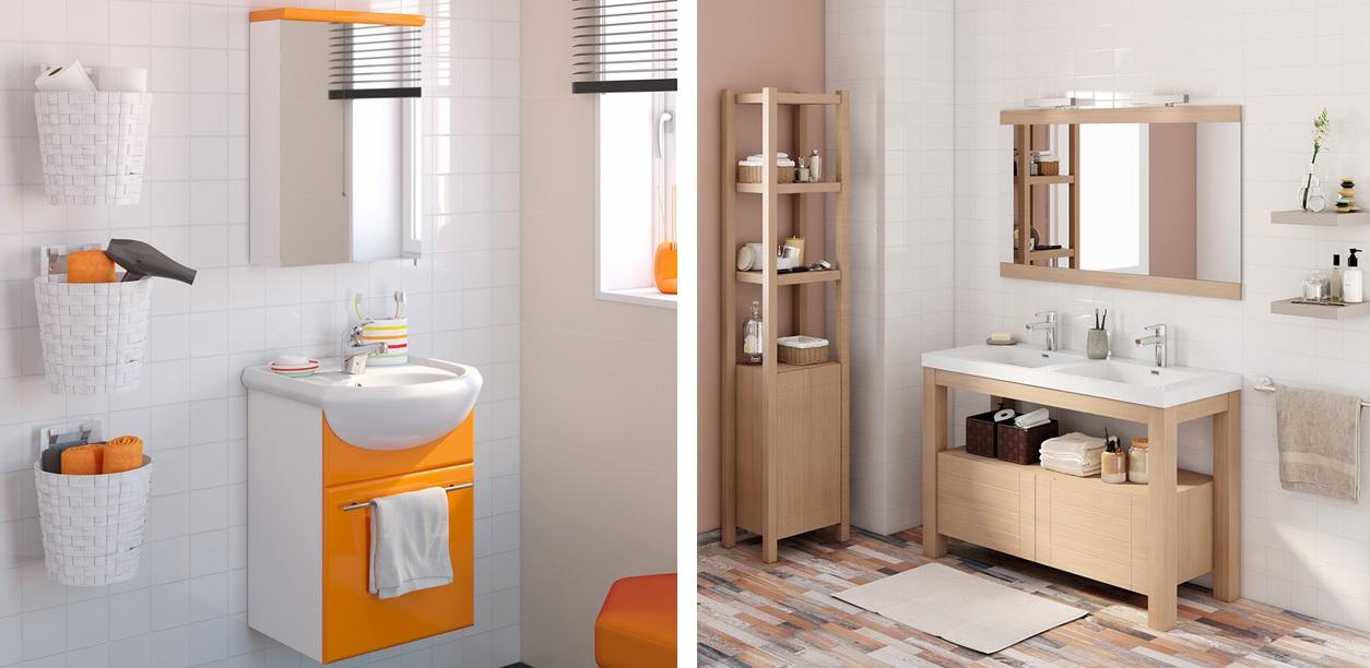 50 Fotos de móveis para casa de banho pequena ~ Decoraç u00e3o e Ideias casa e jardim -> Decoração De Casas De Banho Em Azul