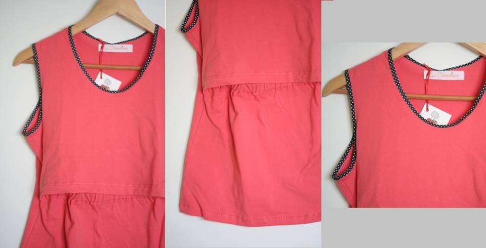 bef6a2306 Nueva coleccion de prendas para la lactancia!! Mirá cuántas opciones tenés  para estar bella y cómoda mientras amamantás!! Musculosas