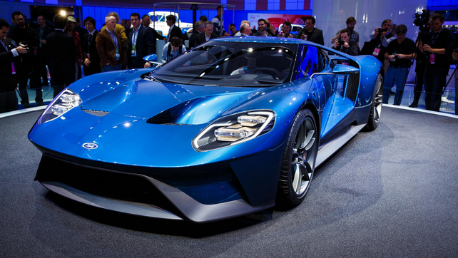 2016 ford gt40 specs engine and release date