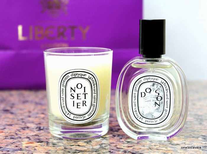 one little vice beauty blog: luxury perfume