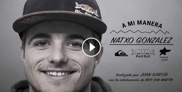 A mi manera - NATXO GONZALEZ
