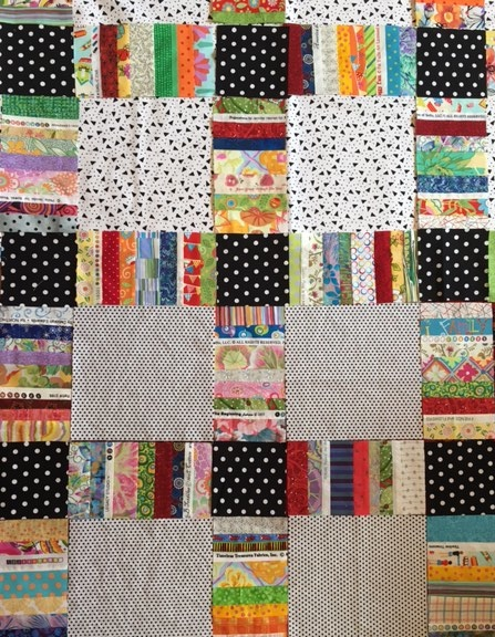 Susan's Quilt Creations: June QAL With Crazy Mom Quilts : crazy mom quilts - Adamdwight.com