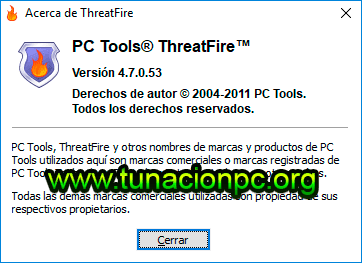 PC Tools ThreatFire, Proteja su Ordenador de Ataques en Internet