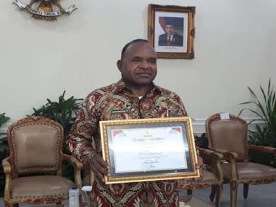 Papua Bidik Kategori Provinsi Menuju Informatif, Kabupaten Harus Bentuk PPID