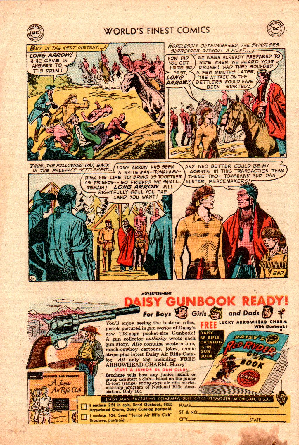 Read online World's Finest Comics comic -  Issue #78 - 32