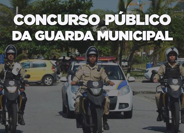 Saiu hoje 22/01/2019  Edital com 100 vagas para Guarda Municipal Uberaba