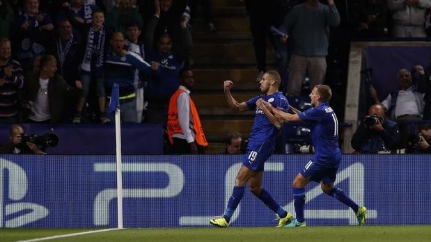Klasemen Liga Champion Terbaru: Leicester Sempurna, Real Madrid 'Terluka'