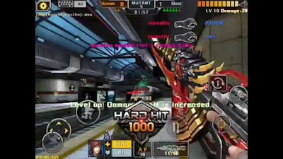 Crisis action android cheat