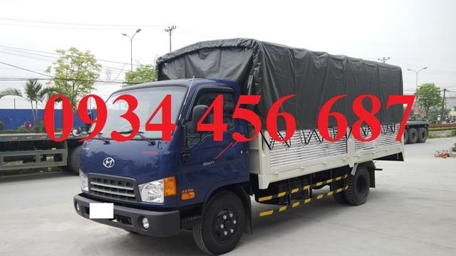 Xe Hyundai HD72 3,5 tấn Đô Thành