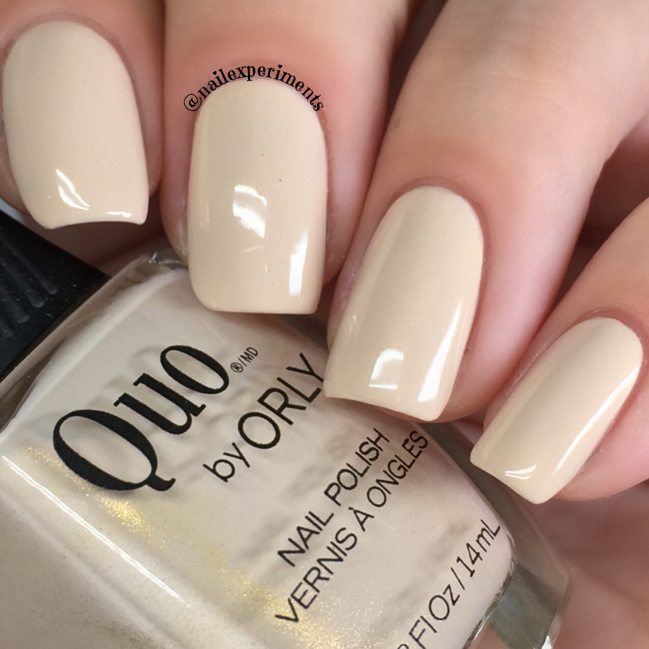 Nail Experiments: Quo by ORLY New Limited Edition Colours