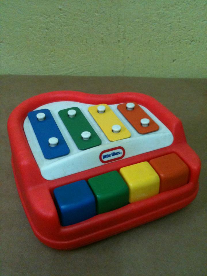 Butik Budak: Little Tikes Tap A Tune Xylophone Piano