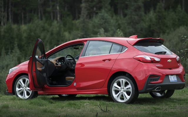 Chevrolet Cruze Hatch 2019