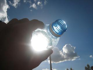 desinfectar agua con los rayos uv