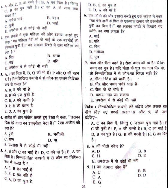 gk for MTS hindi