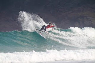 6 Evan Geiselman USA Pantin Classic Galicia Pro foto WSL Laurent Masurel