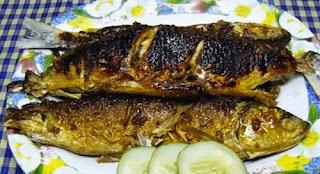 resep ikan bandeng bakar