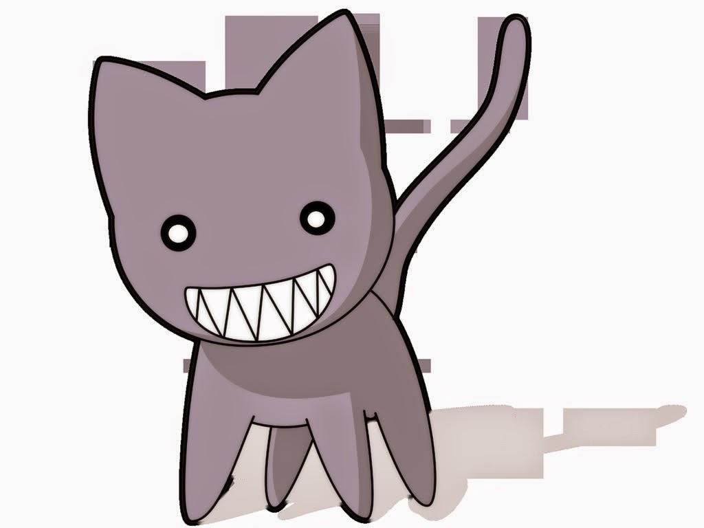 anime cat cartoon anime