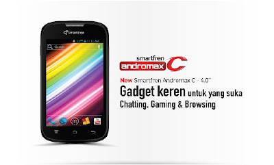 ponsel, ponsel murah, smartfren andromax, smartphone, dual core, android, android 4.o