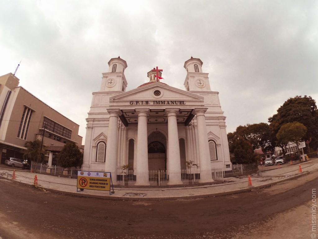 gereja mbledug semarang