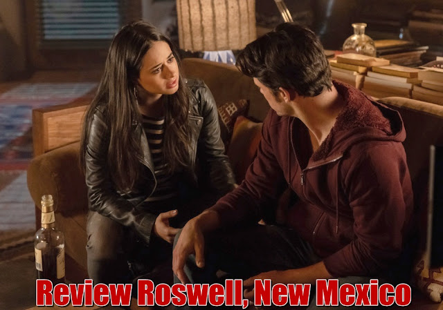 Review la serialul Roswell, New Mexico 2019