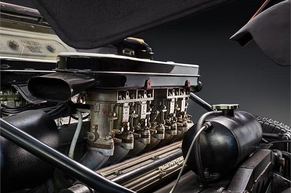 Lamborghini Miura P400 The Italian Job