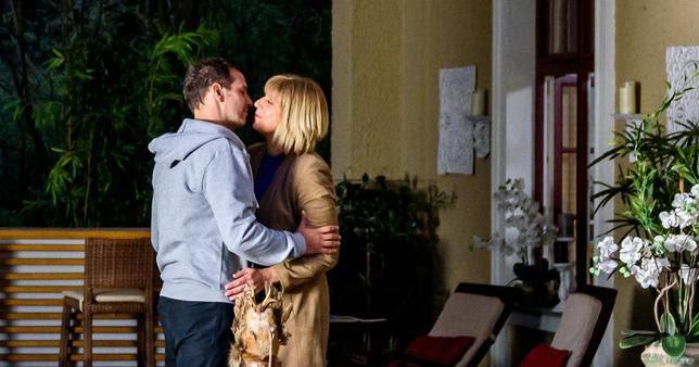 Tempesta D'Amore: Charlotte e Nils, il primo bacio!