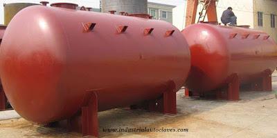 Oil Storage Tank Of Strength Equipment