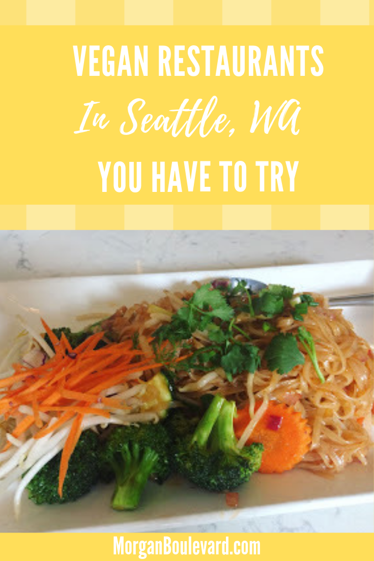 Vegan restaurants in seattle washington