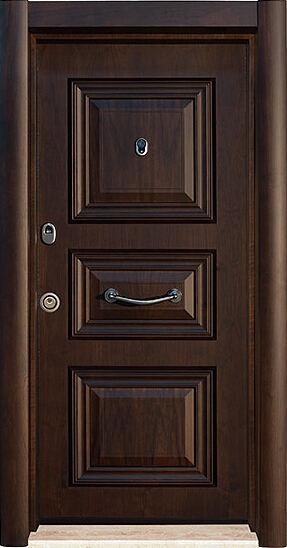 22 Dark Brown Entry Wood Armored Doors Ideas That Will Make Your Home Safe u0026 Modern & 22 Dark Brown Entry Wood Armored Doors Ideas That Will Make Your ...