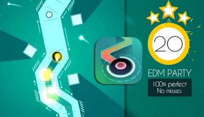 Dancing Ballz: Magic Dance Line Tiles Game Mod Apk for Android