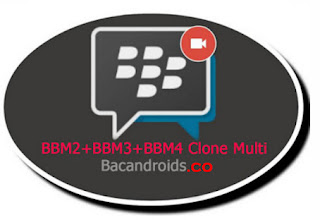 Download BBM2 Mod Multi Clone Akun V3.0.0.18 Apk terbaru BBM2+BBM3+BBM4