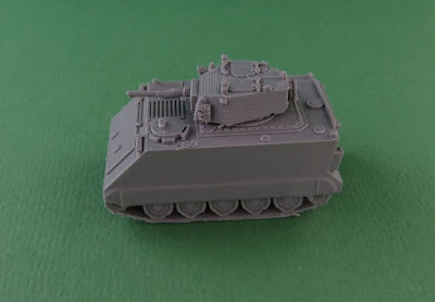 M113A1 Fire Support Vehicle (FSV) picture 2