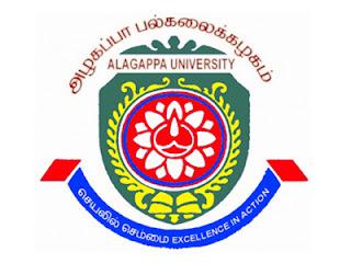 Alagappa University jobs,latest govt jobs,govt jobs,Project Fellow jobs