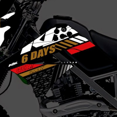 KLX Sixdays Saxony