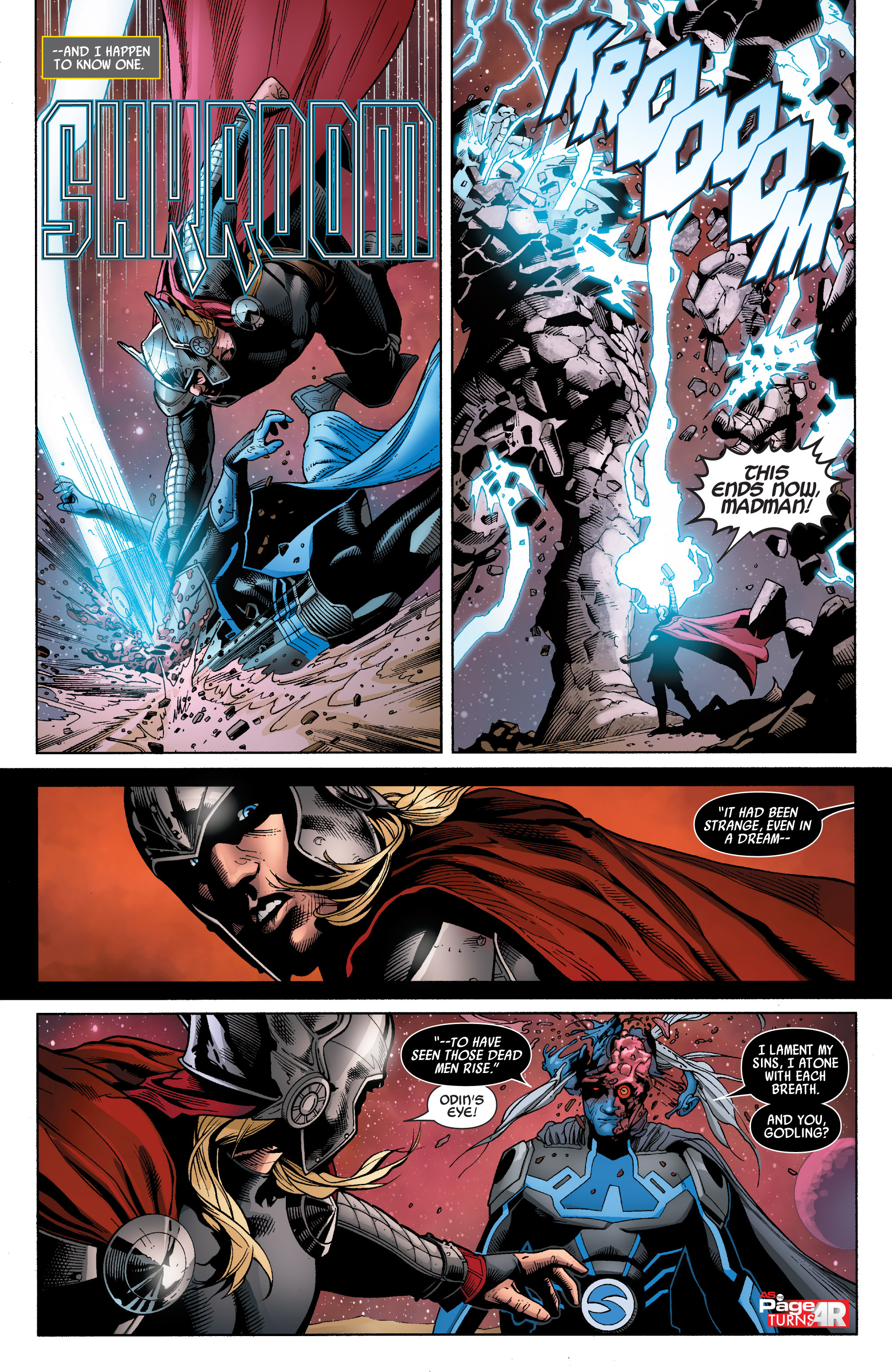 Read online Uncanny Avengers (2012) comic -  Issue #15 - 12
