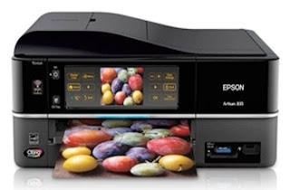 Epson Artisan 835 Driver Download For Windows and Mac OS