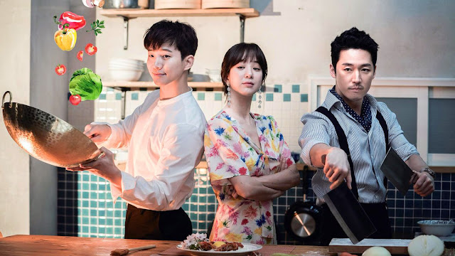 Download Drama Korea Wok of Love Batch Subtitle Indonesia