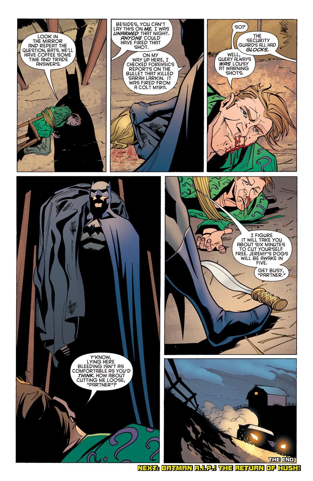 Detective Comics (1937) 845 Page 22