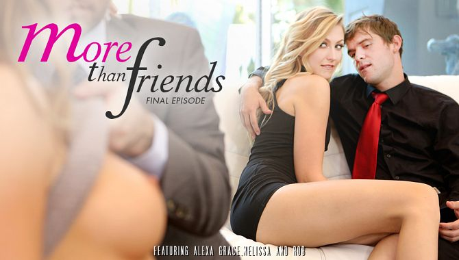 ubTLIxy EroticaX - Alexa Grace, Melissa Moore - More Than Friends, Episode 4