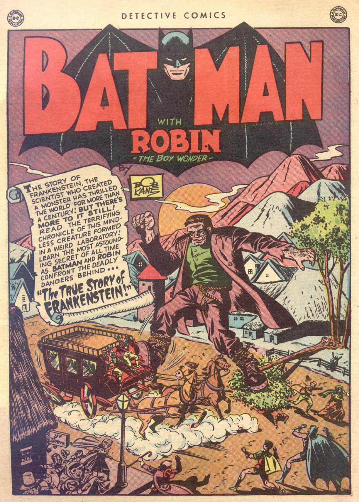 Detective Comics (1937) 135 Page 2
