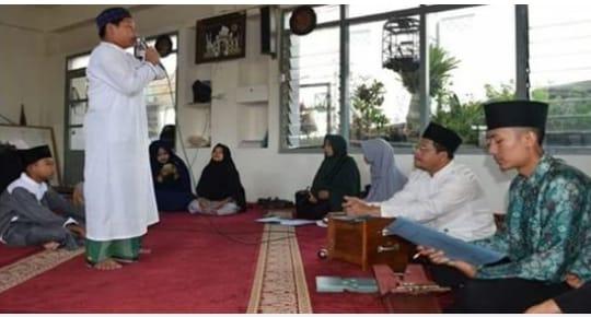 Polres Pagaralam Menggelar Lomba Dai Cilik Di Bulan Suci Ramadhan