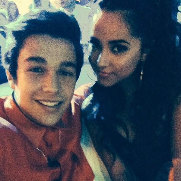 Becky G Opens Up About Boyfriend Austin Mahone Interview