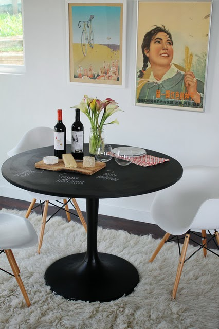 Simple Details Ikea Docksta Table