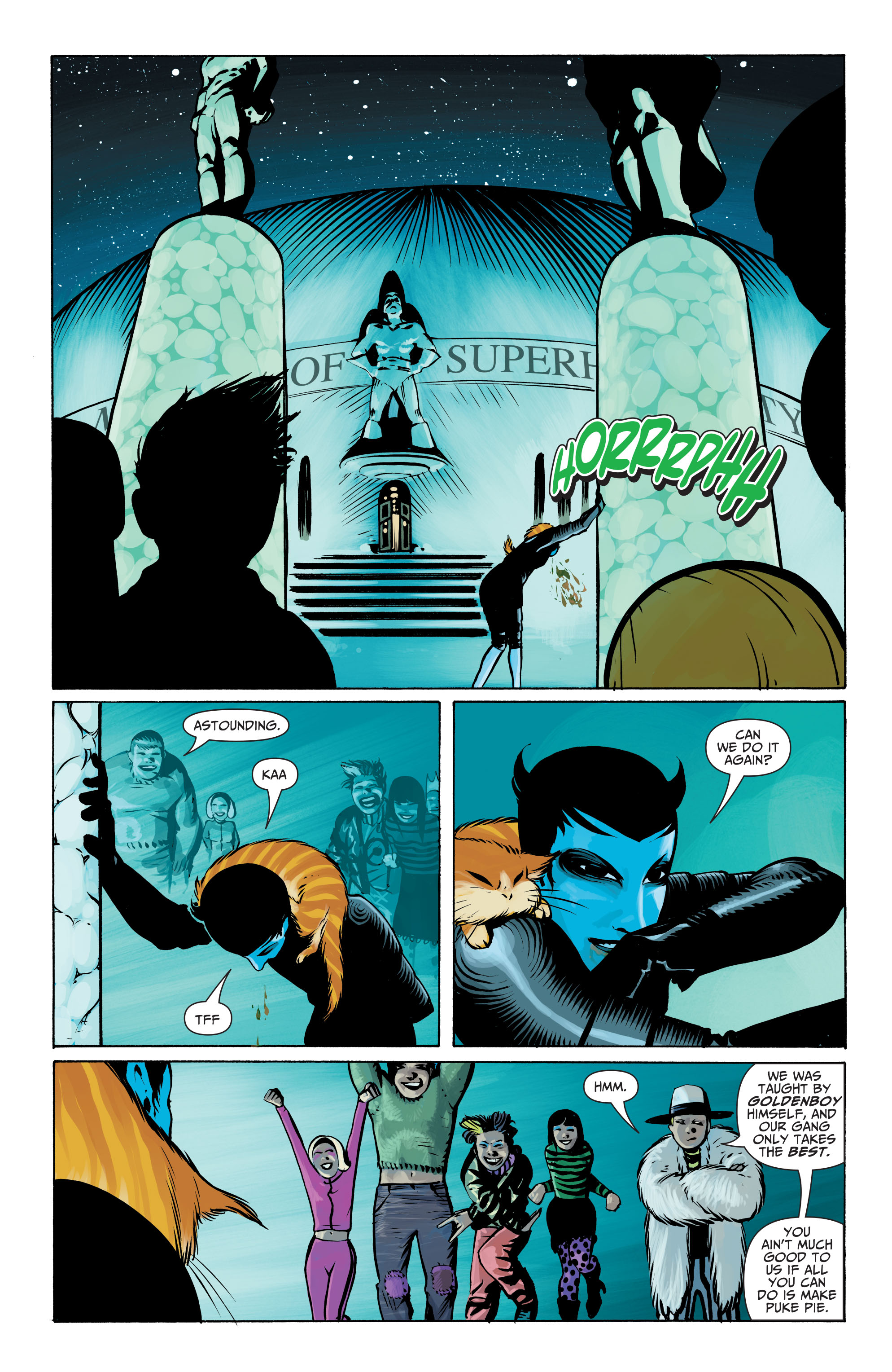 Read online Seven Soldiers: Klarion the Witch Boy comic -  Issue #3 - 7