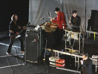 03.05.2017 Köln - Philharmonie: Einstürzende Neubauten