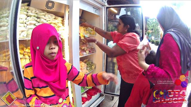 Hentian Bukit Gantang Fruit Blast