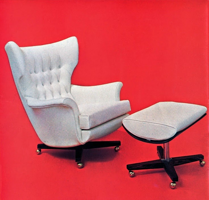 d o m : m i d - m o d: World's most comfortable chair?